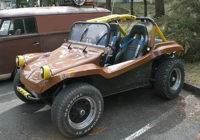 Buggy Cyril