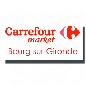 Carrefour Market Bourg sur Gironde