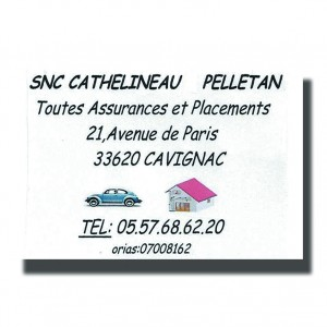 Assurances Cathelineau-Pelletan